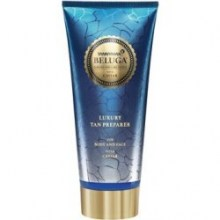 Tannymaxx BELUGA Luxury Tan Preparer Body and Face 200 ml with Caviar