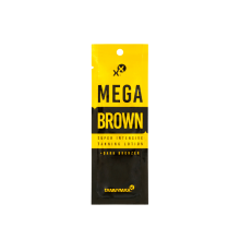 Tannymaxx MEGA BROWN Super Intensive Tanning Lotion + DARK BRONZER 15 ml